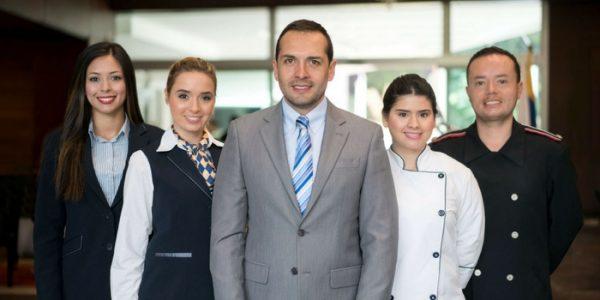personnel hôtel belgique luxembourg