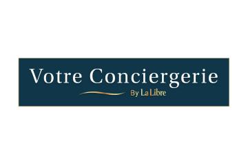Logo Votre Conciergerie by La Libre