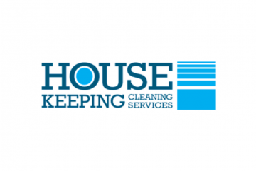 Logo housekeeping nettoyage et entretien hôtelier